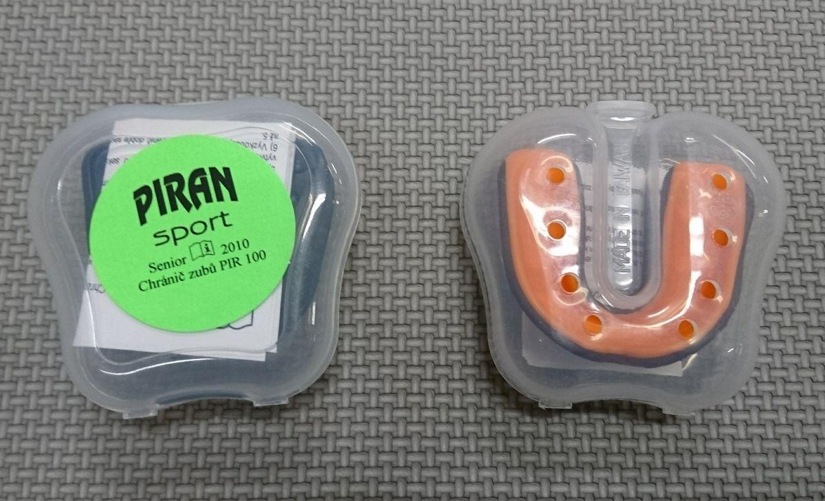 Chrániče zubů PIRAN