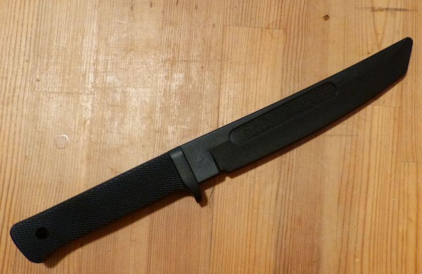 Tréninkový nůž - plastový (zn. COLDSTEEL)